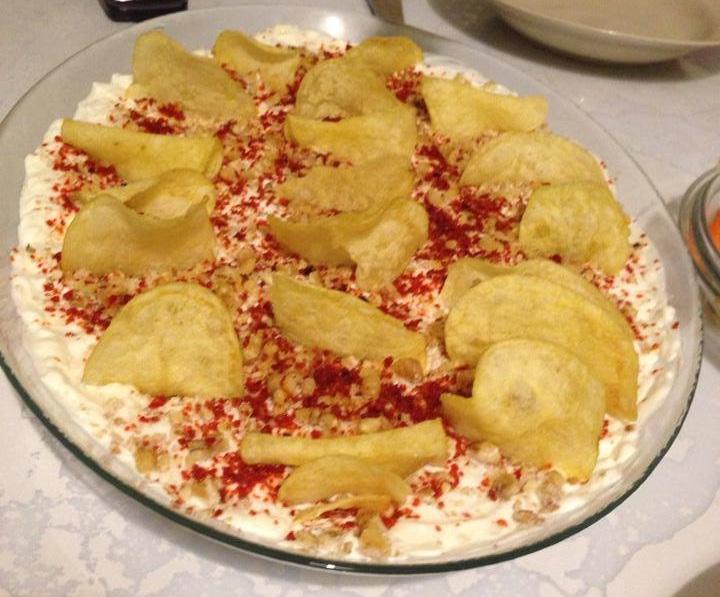Ekşi Elmalı Kereviz Salatası