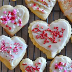 kalp-kurabiyeler