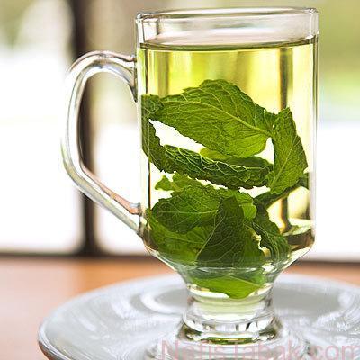 Naneli Çay Tarifi
