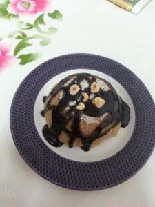 Çikolatalı İrmik Helvası Tarifi