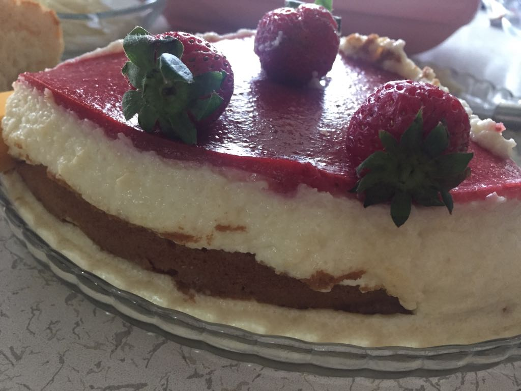 İrmikli Kolay Pasta Tarifi