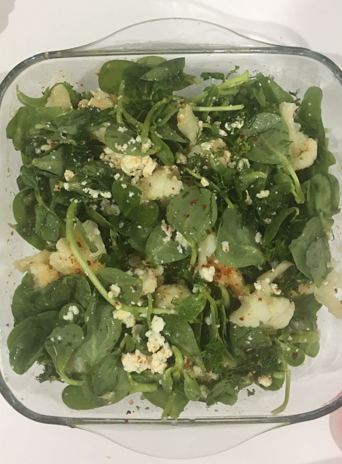 Karnabaharlı Semizotu Salatası Tarifi