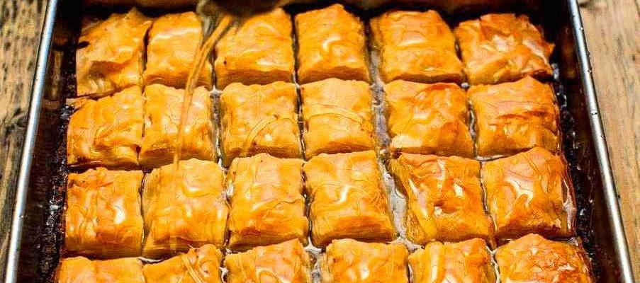 """""""Yok Artık"""" Dedirten Türk ve Yunan Mutfağı Benzerliği"""