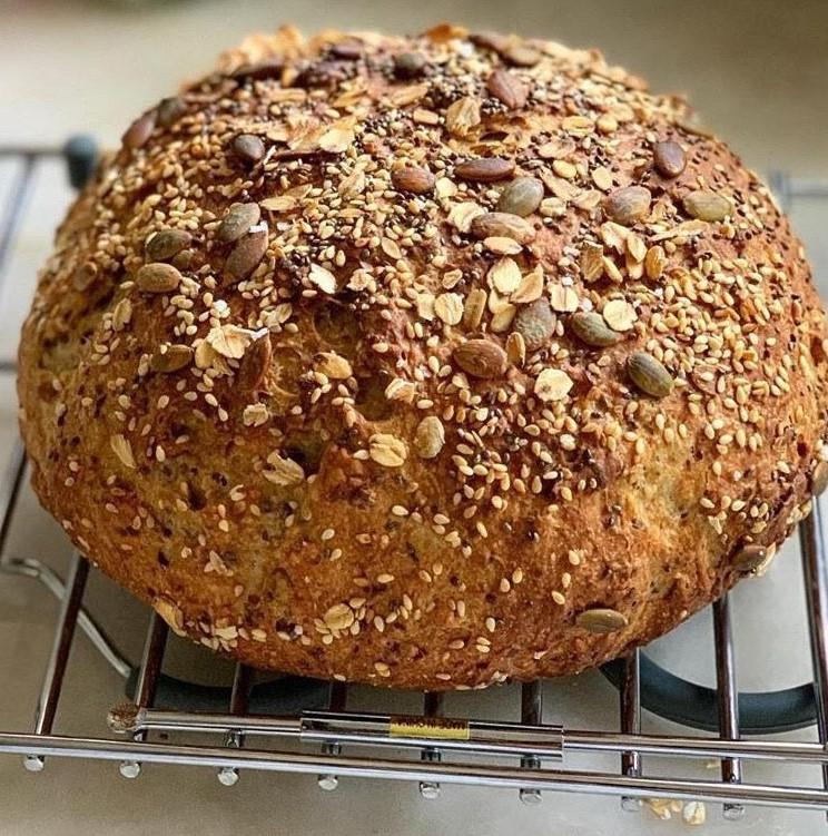Ekşi Mayalı Tahıllı Ekmek Tarifi - Ekşi Mayalı Ekmek Nasıl Yapılır?